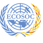 The Economic and Social Council  (ECOSOC)