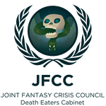 Joint Fantasy Crisis Council: Death Eaters Cabinet